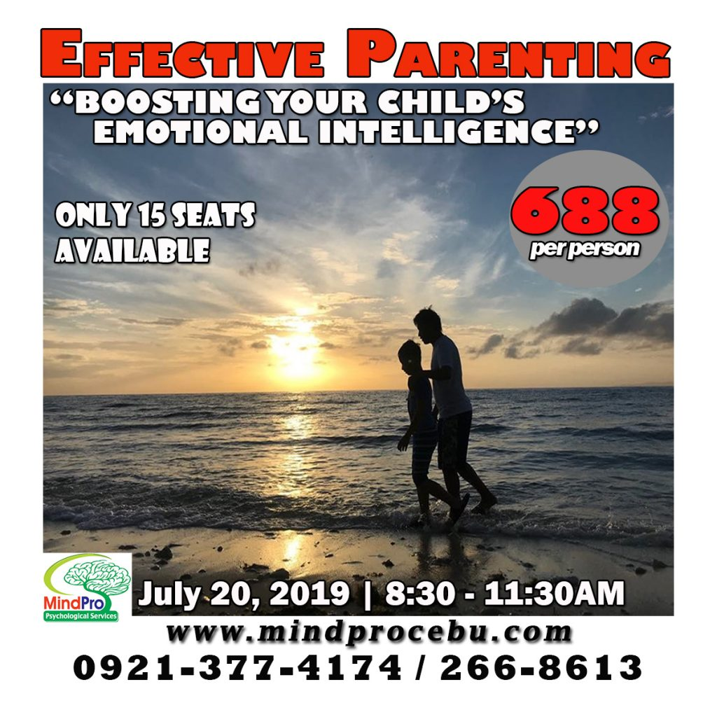mindprocebu, effective parenting, parenting seminar cebu, cebu seminar and training, parenting tips, parenting guide, how to raise kids