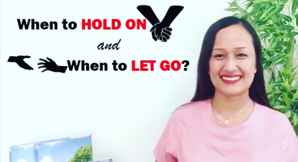When to Hold on